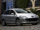 Peugeot 307 Sedan BR-spec 2007 images