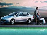 Peugeot 307 Sedan CN-spec 2007 wallpapers