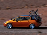 Photos of Peugeot 307 Cameleo Concept 2001