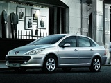 Photos of Peugeot 307 Sedan CN-spec 2007