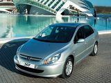 Pictures of Peugeot 307 Sedan CN-spec 2004–07