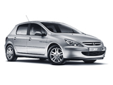 Pictures of Peugeot 307 Quiksilver 2005