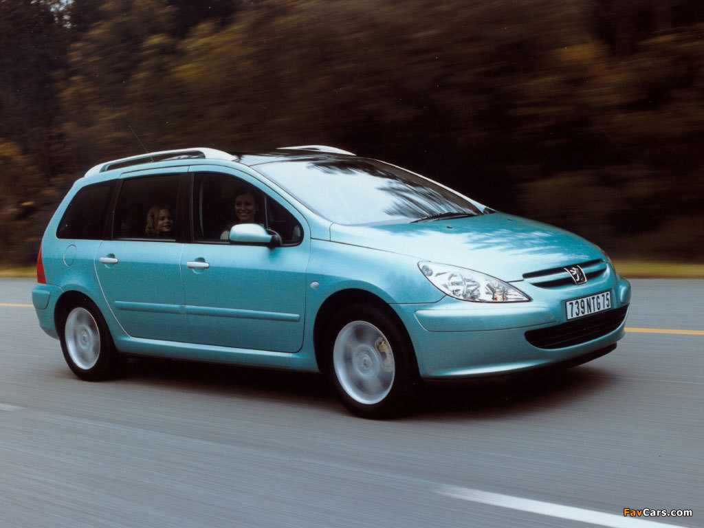 peugeot 307 je wallpapers - photo #36