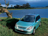 Peugeot 307 SW 2002–05 wallpapers
