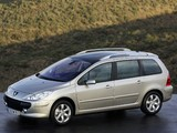Peugeot 307 SW 2005–08 wallpapers