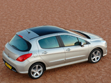 Images of Peugeot 308 Premium Pack 2008–11