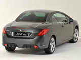 Images of Peugeot 308 CC ZA-spec 2009–11