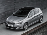 Images of Peugeot 308 2013