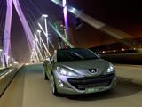 Peugeot 308 RC Z Concept 2007 images
