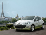 Peugeot 308 Hybride HDi Concept 2007 pictures