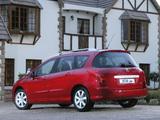 Peugeot 308 SW ZA-spec 2008–10 images