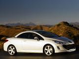 Peugeot 308 CC 2009–11 images