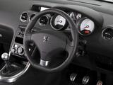 Peugeot 308 CC ZA-spec 2009–11 pictures