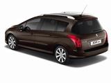 Peugeot 308 SW 2011 images