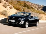 Peugeot 308 CC 2011 images
