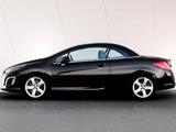 Peugeot 308 CC 2011 pictures