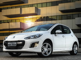 Peugeot 308 BR-spec 2012 wallpapers