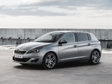 Peugeot 308 2013 images