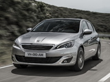 Peugeot 308 2013 pictures