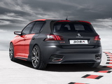 Peugeot 308 R Concept 2013 wallpapers