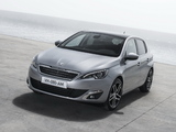 Peugeot 308 2013 wallpapers