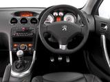 Photos of Peugeot 308 CC ZA-spec 2009–11