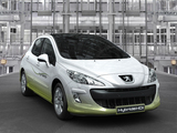 Pictures of Peugeot 308 Hybride HDi Concept 2007