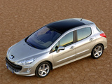 Pictures of Peugeot 308 Premium Pack 2008–11