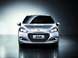 Pictures of Peugeot 308 Sedan CN-spec 2011