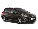 Pictures of Peugeot 308 SW 2011