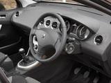 Pictures of Peugeot 308 SW UK-spec 2011–14