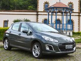 Pictures of Peugeot 308 BR-spec 2012