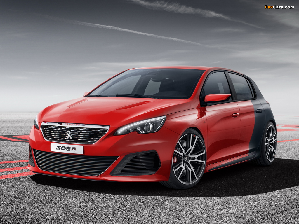 Pictures of Peugeot 308 R Concept 2013 (1024 x 768)