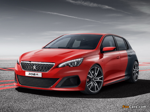 Pictures of Peugeot 308 R Concept 2013 (640 x 480)