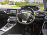 Pictures of Peugeot 308 UK-spec 2013
