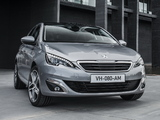 Pictures of Peugeot 308 2013