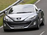 Peugeot 308 RC Z Concept 2007 wallpapers