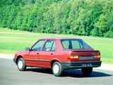 Peugeot 309 5-door 1985–89 photos