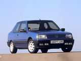 Peugeot 309 GTi 1986–89 pictures
