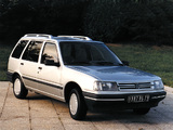 Peugeot 309 Break Prototype by Heuliez 1988 pictures