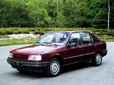 Photos of Peugeot 309 5-door 1985–89