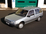 Photos of Peugeot 309 Break Prototype by Heuliez 1988