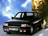 Pictures of Peugeot 309 GTi 1986–89