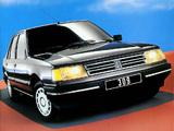 Peugeot 309 5-door 1985–89 wallpapers