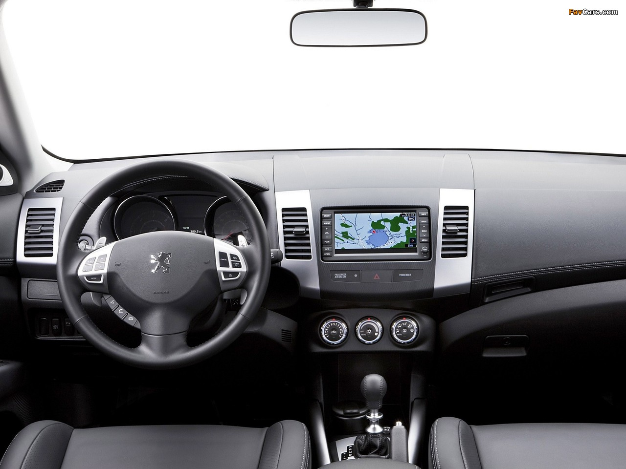 Images of Peugeot 4007 2007 (1280 x 960)