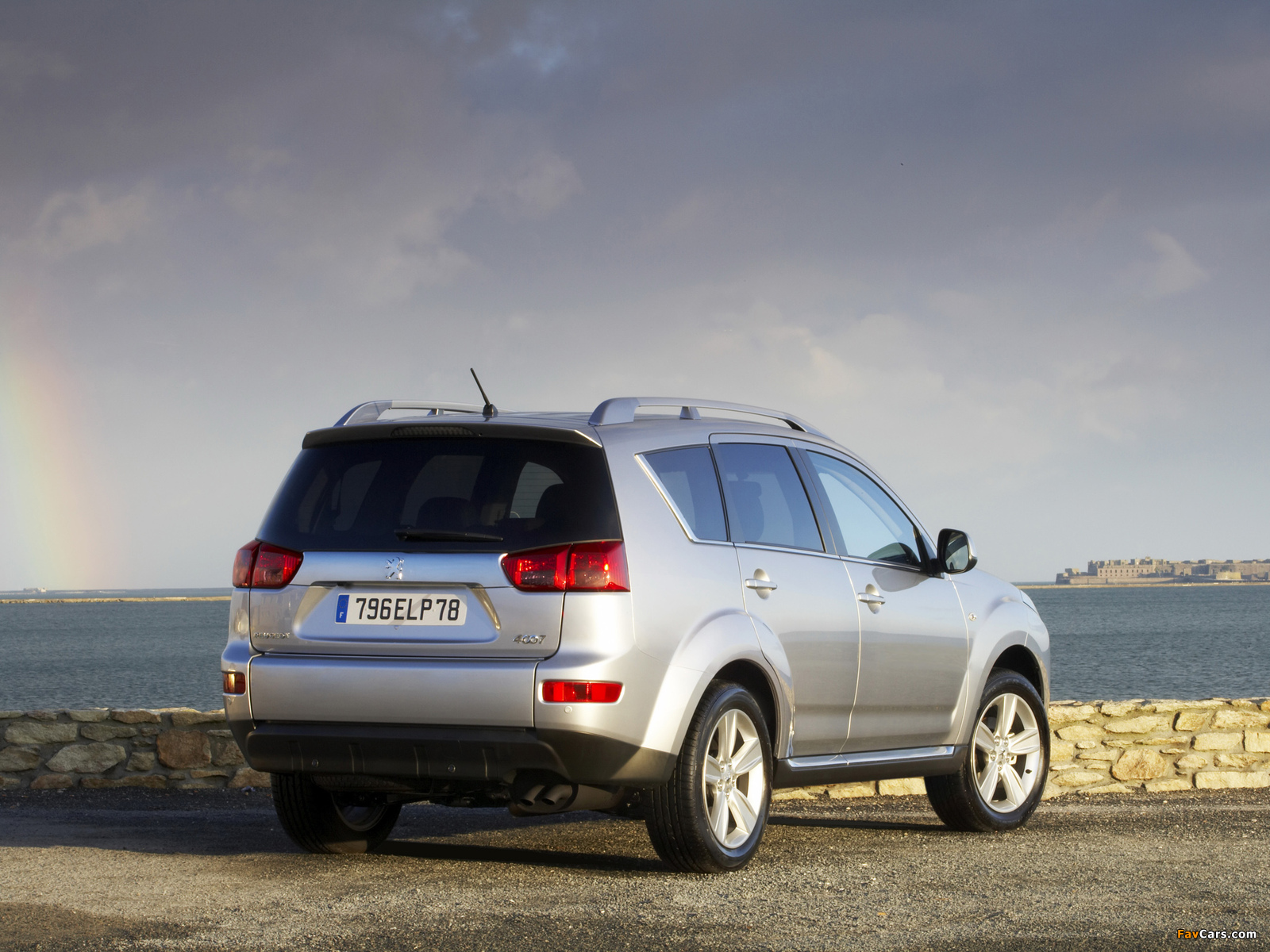 Images of Peugeot 4007 2007 (1600 x 1200)