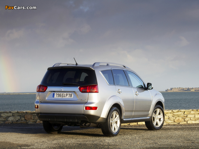 Images of Peugeot 4007 2007 (640 x 480)