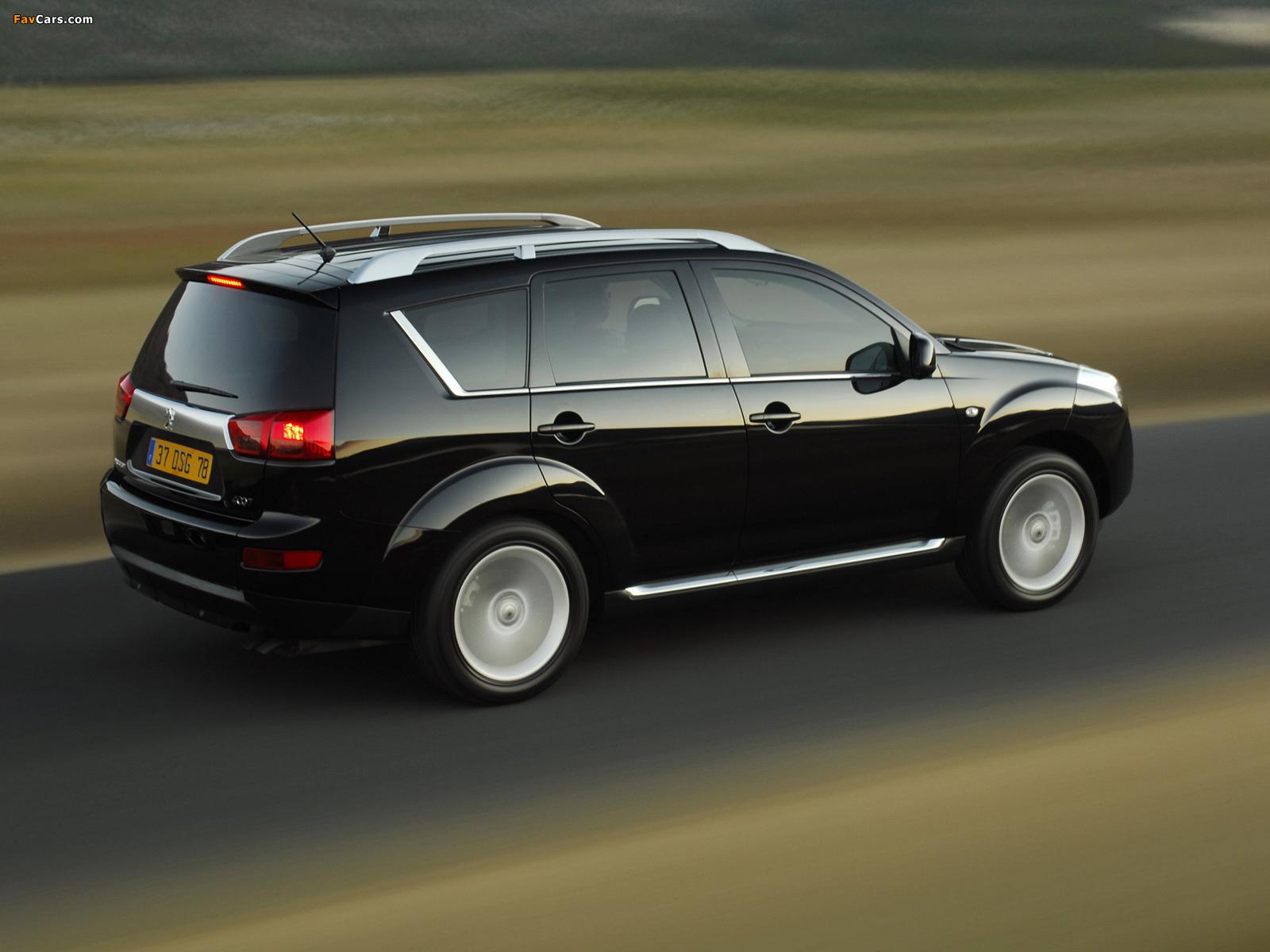Photos of Peugeot 4007 2007 (1600 x 1200)