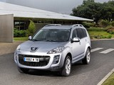 Photos of Peugeot 4007 2007
