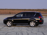 Pictures of Peugeot 4007 2007